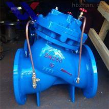 JD745X型多功能水泵控製閥