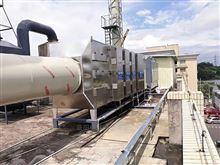 可定制塑料造粒废气处理设备厂