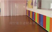 廣西電影院防火聚酯纖維吸音板