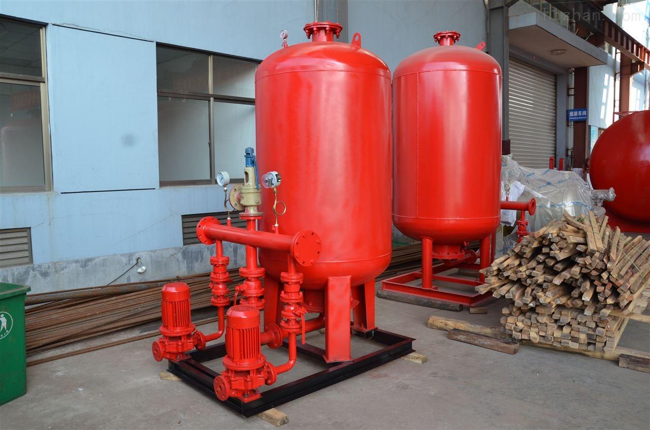 上置式消防增压稳压供水设备