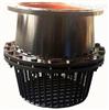 H42X焊接铸钢底阀
