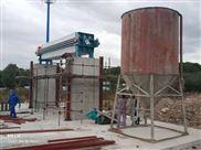 风化石榨干污泥机石材厂污水处理设备