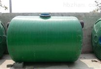唐山地埋式化粪池储罐体积轻容量大
