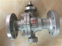 硬密封固定式法蘭球閥SMQ47Y-40C