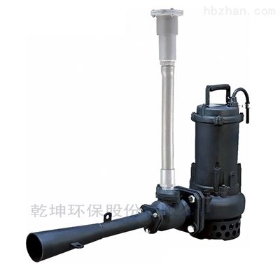 QK-QSB潜水射流曝气机