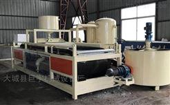 硅质聚苯板保温板设备成套生产线价格