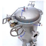 KM2-3-4-5-6-7-8快开初效袋式过滤器