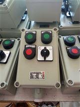 变频器远程调速防爆操作箱