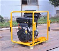 黄色手抬式双动力消防泵