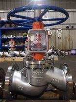 YJ41W全不鏽鋼氧氣截止閥