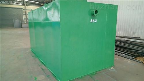 一体化居民楼生活污水处理设备