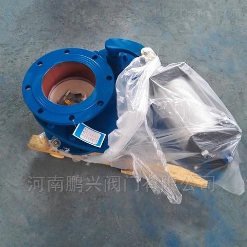 BZ643TC气动陶瓷旋转阀