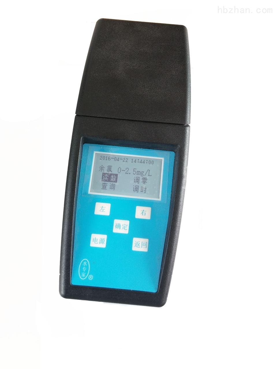 YZ-2Z 消毒五参数检测仪