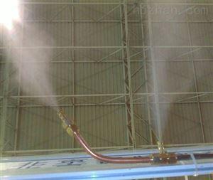喷雾降尘设备 矿井风源净化