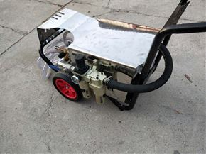 DL2015A泥浆振动筛气动高压清洗机