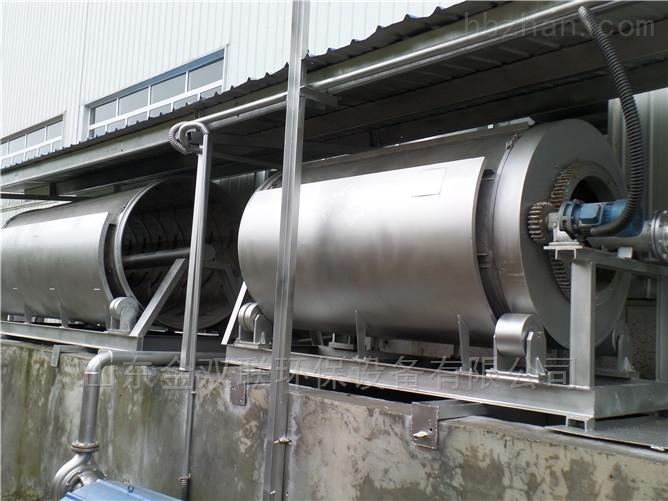 固液分离机、微滤机的组成及优势