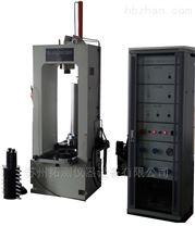 微機控製電液伺服岩石三軸試驗機