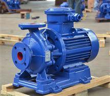 ISWB50-200I喜之泉卧式管道离心泵