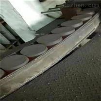 粒子钢热压饼生产线