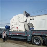 湖南長沙大型建築垃圾製砂生產線安裝現場