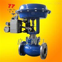 ZJHP-16K氣動薄膜單座調節閥蒸汽溫度控製閥
