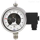 PGS23.160 带开关电接点的波登管压力表