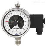 PGS23.100, PGS23.160PGS23.160 带开关电接点的波登管压力表