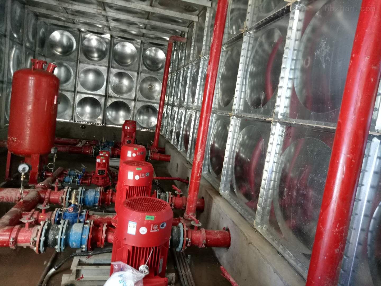 带你了解BDF装配式消防水池到底是什么?