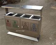 四分类不锈钢垃圾桶 成都垃圾箱厂