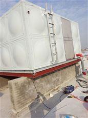 6*4*2=48m3哈尔滨48m3一体化消防增压稳压设备装配水箱