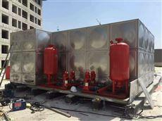 屋顶箱泵一体化
