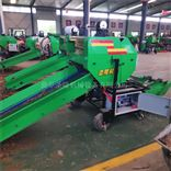 9YQ55-52全自动青贮打捆机 玉米秸秆打包机厂家