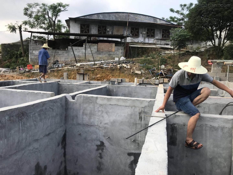 屯昌县屠宰场污水处理设备厂家