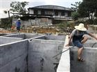 农村污水处理池改造