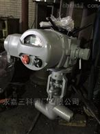 J961Y-P54/100V/140V/170V电动电站阀