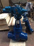 J961Y电动陶瓷截止閥