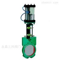 Z673X-16C气动漿液閥