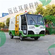 侧挂式垃圾清运车环卫垃圾车电动环卫车