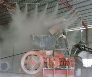 采石场干雾抑尘设备