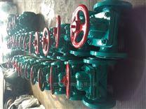 G41J-10铸钢衬胶隔膜阀,铸铁衬胶隔膜阀