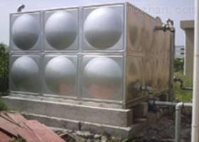 模压不锈钢焊接水箱