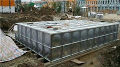 消防水池茂名箱泵一体化消防水箱售价