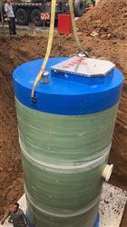 一体化污水提升泵站发展史及简介
