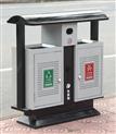 武汉不锈钢垃圾桶,武汉金属分类垃圾箱