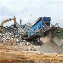 環保移動式建筑垃圾破碎機價格限時優惠中