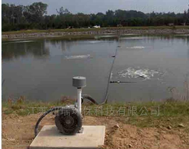 供應魚塘曝氣增氧旋渦風機
