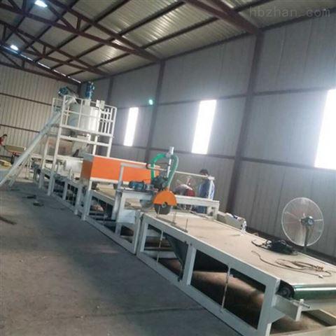 岩棉外墙保温复合板机器厂