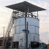 有机肥鸡粪发酵罐发酵塔成肥过程及除臭原理