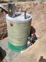 呼伦贝尔市满洲里市智能一体化提升泵站