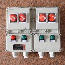 BXM51多回路防爆开关箱 防爆照明箱